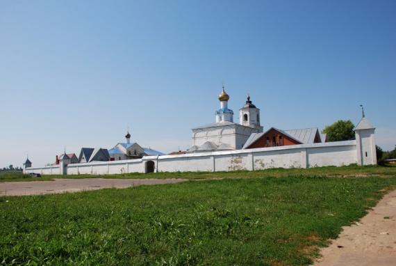 Суздаль- город музей