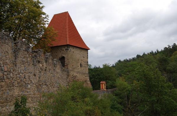 Замок Звиков: славная страница истории Чехии