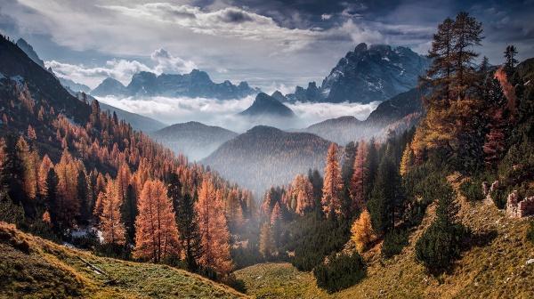 Нереально красивые фотографии природы Макса Райва
