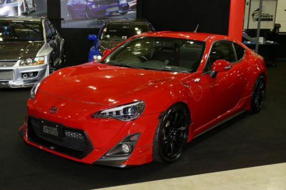 Токийский автосалона 2015