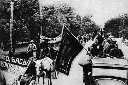 «Черная смерть»: почему гитлеровцы до смерти боялись воинов из Тувы