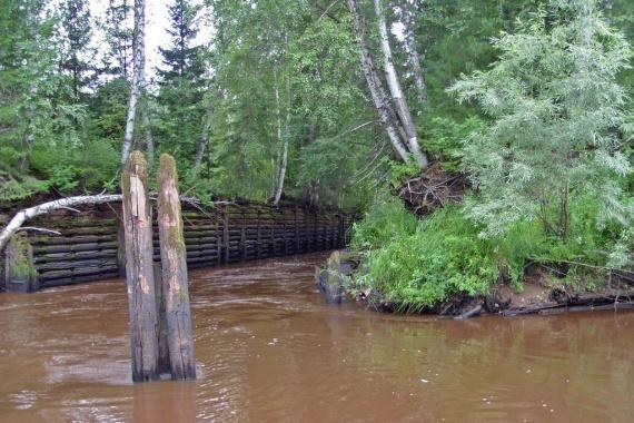 Сооружения которые были забыты - Обь-Енисейский канал