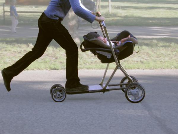 Быть родителем — это весело