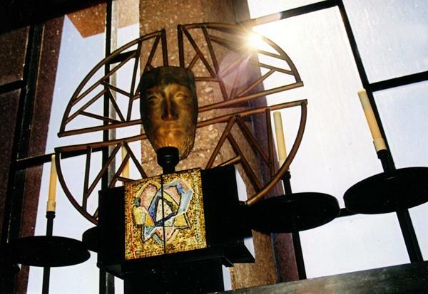 Часовня Святого Креста в Аризоне (Седона, США)
