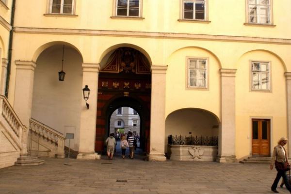 Дворцовый комплекс Хофбург, Вена