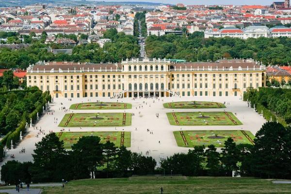 Самые популярные достопримечательностей Австрии