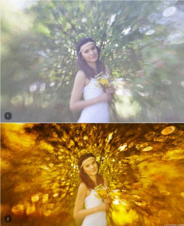 Обработка фото. В поисках цвета