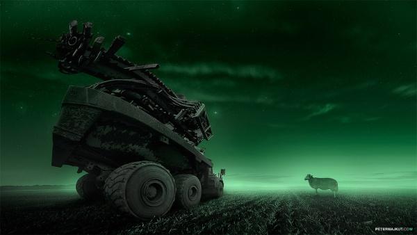 Темный мир машин