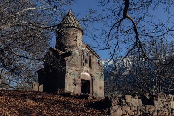 Храмовая архитектура Армении
