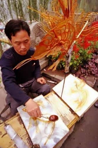 Домашняя карамель по-китайски