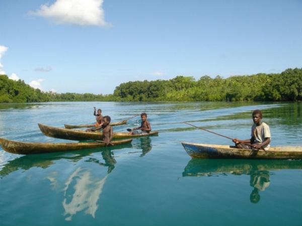 Любопытные факты о Соломоновых островах