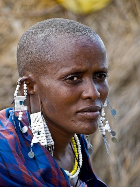 Как украшают себя женщины в разных странах