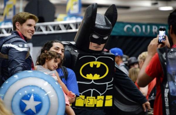 В Сан-Диего открылся Comic-Con 2014