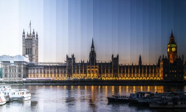 Архитектурный «интервал времени» от Ричарда Сильвера