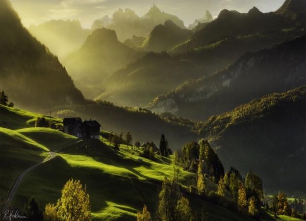 Швейцария — страна с удивительной природой