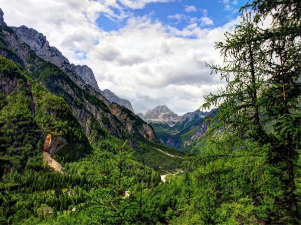 Триглавский национальный парк
