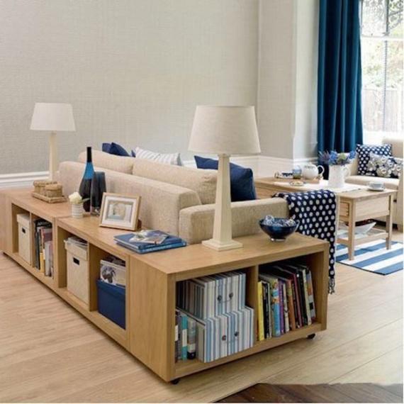 Как сделать маленькую квартиру красивой: