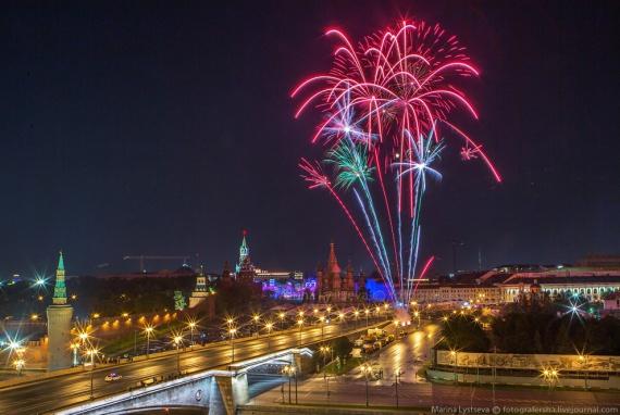 Фестиваль Спасская башня 2015
