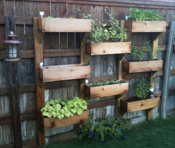 Вертикальный сад — лайфхак для огородников