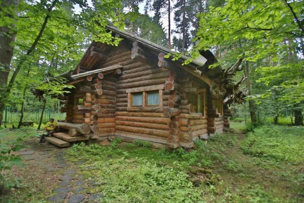 Шале-отель «Таежные дачи»: место сказочного отдыха (Россия)