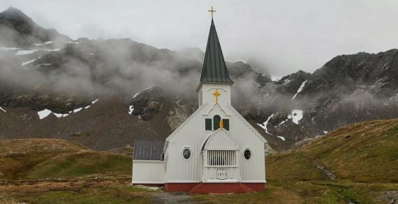 Семь церквей Антарктики