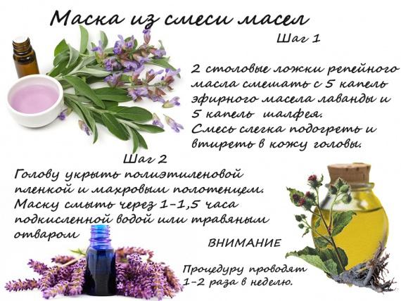 7 рецептов масок для укрепления волос