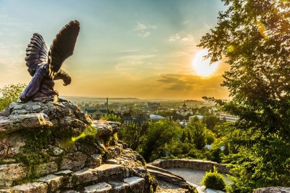 Старейший российский курорт- Кавказские Минеральные Воды